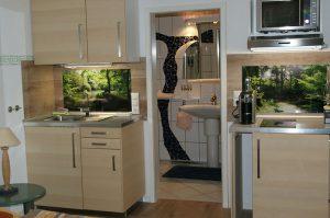 dieses Foto zeigt eine Wohnung des Aparthotel Kottenforst