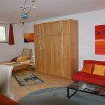 dieses Foto zeigt ein Zimmer im Aparthotel Kottenforst
